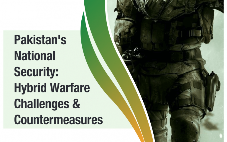 Pakistans National Security Hybrid Warfare Challenges Countermeasures