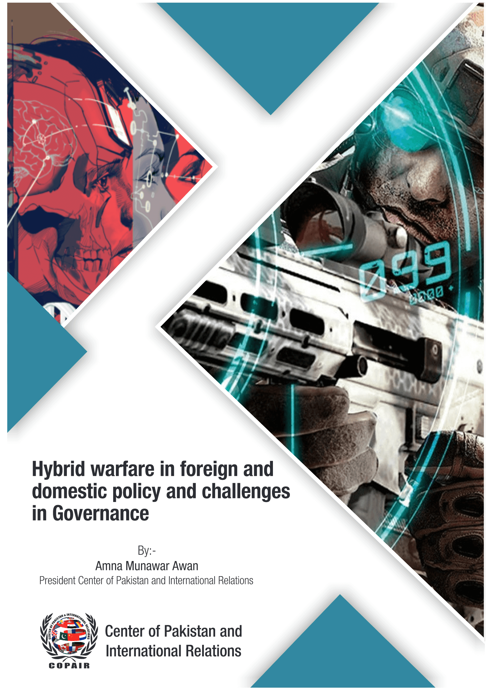 Hybrid warfare in foreign and domestic policy and challenges in governance