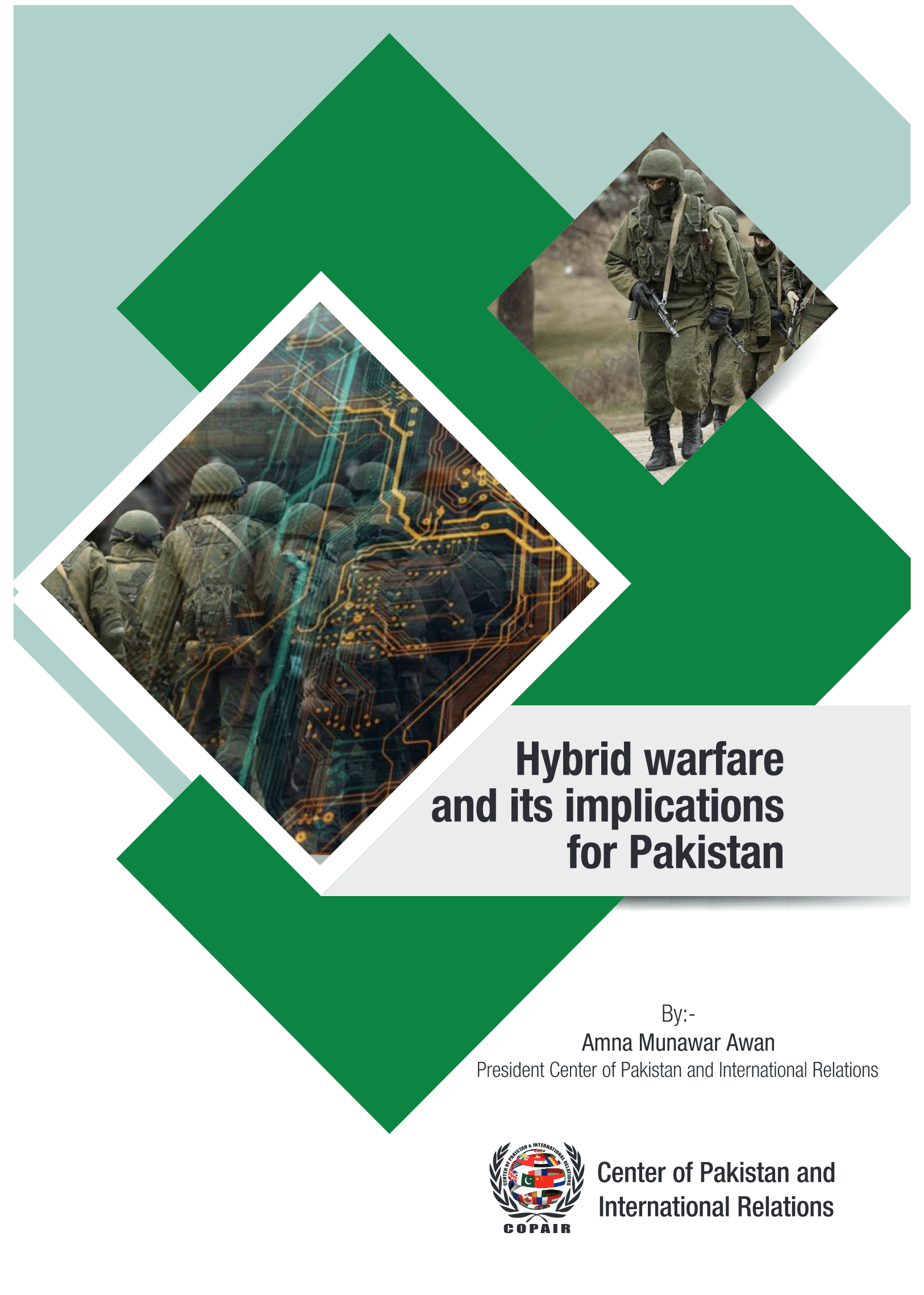 Hybrid warfare and its implications for Pakistan