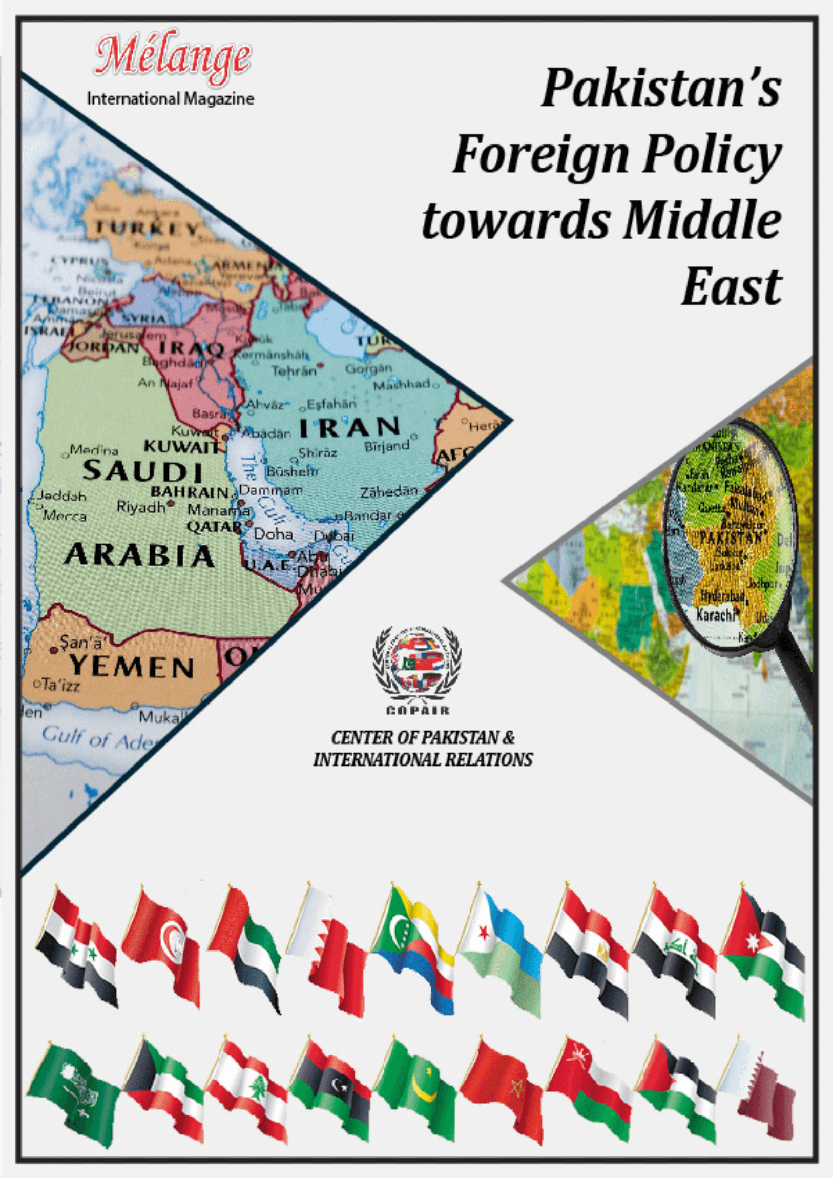 Special Report (Pakistan's Foreign Policy Towards Middle East) 2